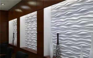 Стеновые 3D панели для внутренней отделки стен – разновидности, советы специалистов