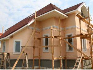 Как сделать фасад дома своими руками дешево и красиво в частном доме
