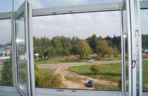 Окно без импоста – достоинства, недостатки конструкции