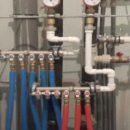 Разводка сантехники: Схема подведения труб