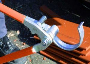 Крюкогиб для держателей водостока