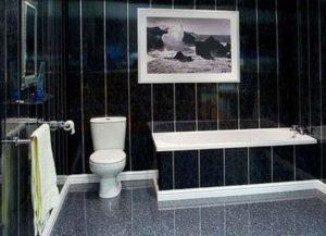 Сайдинг для ванной