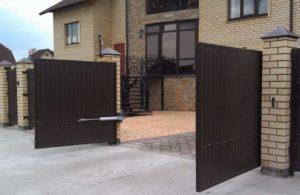 Дистанционное управление гаражными воротами