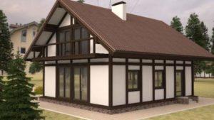 Технологии скандинавского строительства и оформления фасадов финских домов